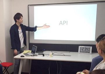 誰でもわかる! API(ムーンIT勉強会)